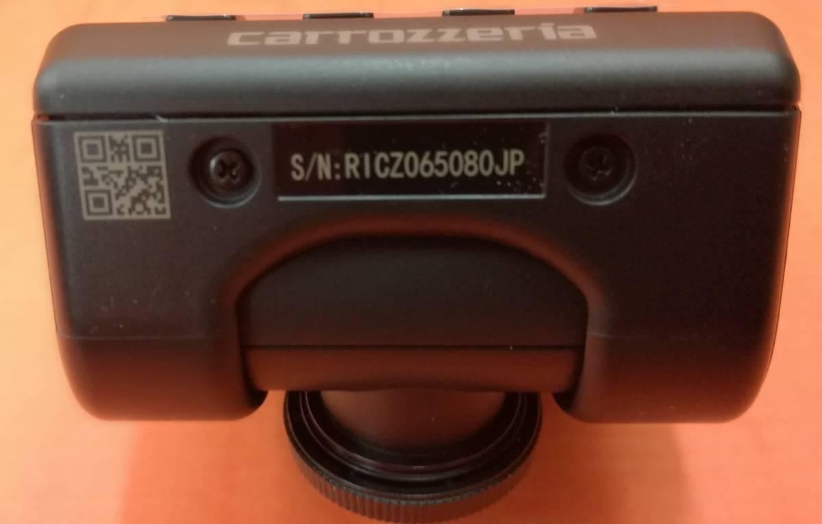未使用 carrozzeria ドライブレコーダー ND-DVR40 パイオニア カロッツェリア_画像5