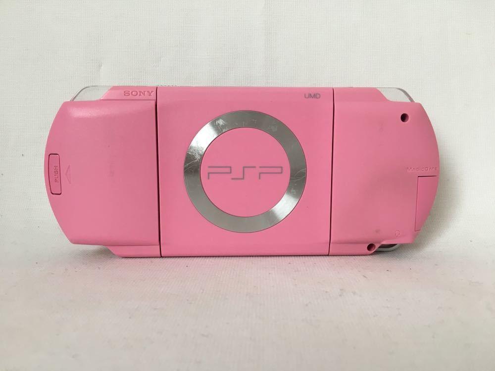 SONY PSP 1000 ピンク_画像3