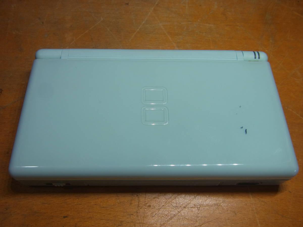 ⑥#ニンテンドー DS Lite アイスブルー 任天堂 USG-001_画像3