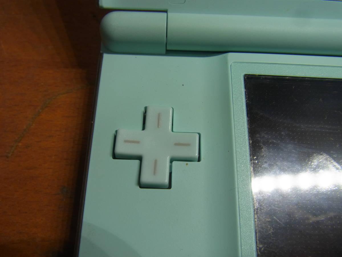 ⑥#ニンテンドー DS Lite アイスブルー 任天堂 USG-001_画像5