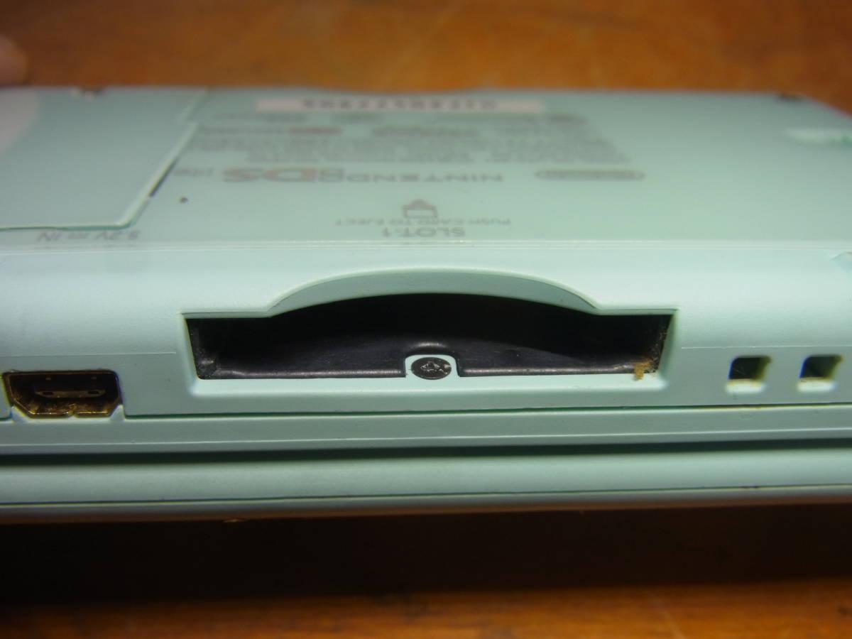 ⑥#ニンテンドー DS Lite アイスブルー 任天堂 USG-001_画像6
