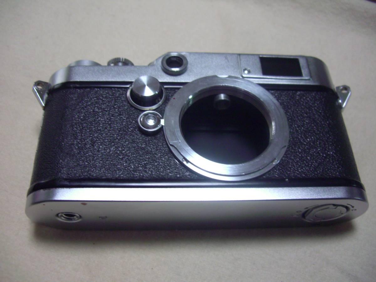希少 田中光学 タナック V3 TANACK TYPE- V3 +  TANAR 5cm f1.9  50mm f1.9 TANAK KOGAKU JAPAN L39マウント_画像5
