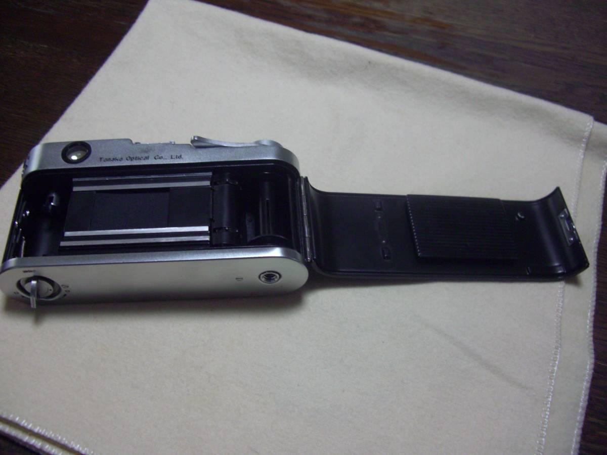 希少 田中光学 タナック V3 TANACK TYPE- V3 +  TANAR 5cm f1.9  50mm f1.9 TANAK KOGAKU JAPAN L39マウント_画像6