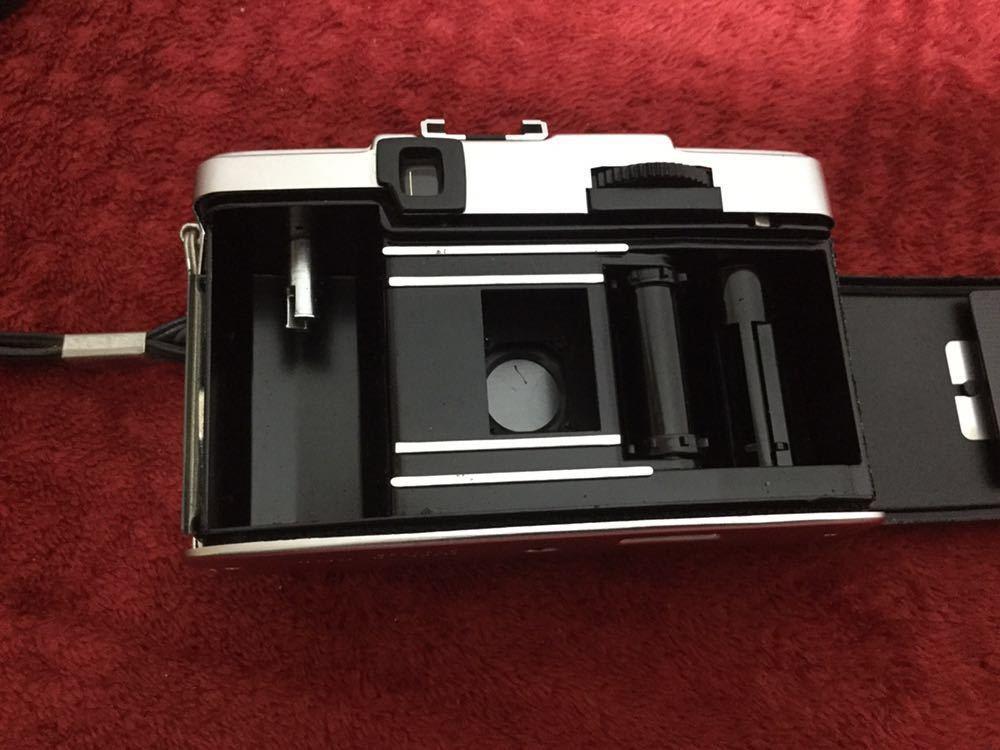 ns268 OLYMPUS オリンパス PEN【EE-2】D.Zuiko 1:3.5 f=28mm_画像8