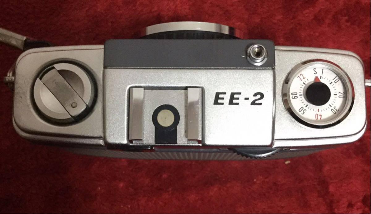 ns268 OLYMPUS オリンパス PEN【EE-2】D.Zuiko 1:3.5 f=28mm_画像5