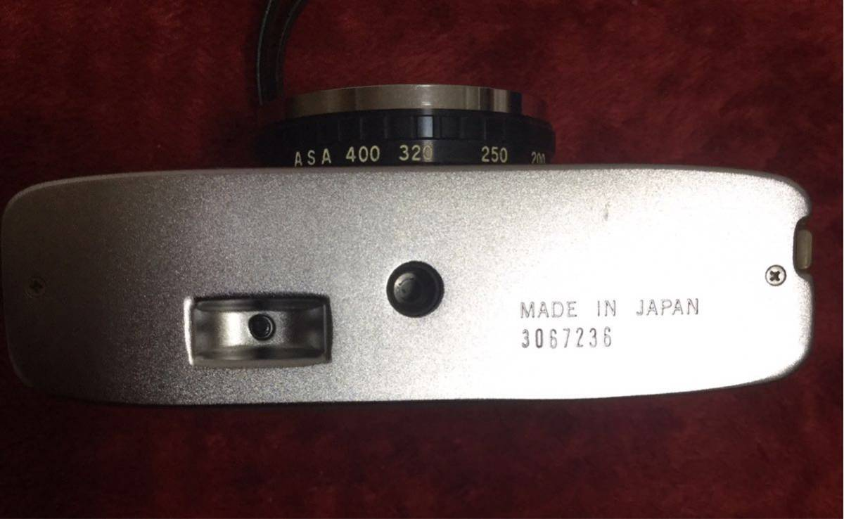 ns268 OLYMPUS オリンパス PEN【EE-2】D.Zuiko 1:3.5 f=28mm_画像6