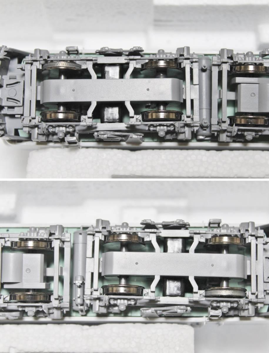 《走行僅少・美品》 TOMIX  HO-137  JR EF66-100形電気機関車(前期型) パンタ塗装 手すり・ステップ・手掛け金属製_画像8