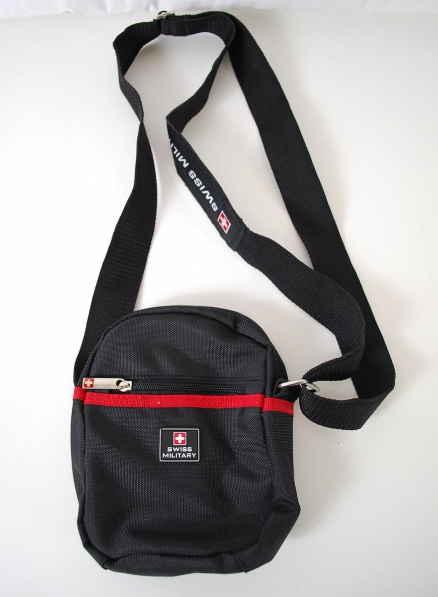 72PGN 【美品】 SWISS MILITARY スイスミリタリー スーツケース 5点セット ボストンバック パスポートバッグ ケースカバー ポリエステル_画像6
