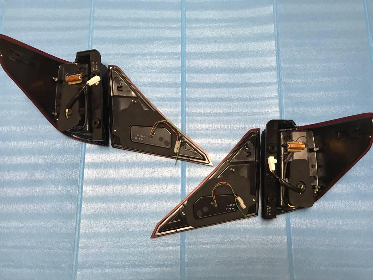 トヨタ 20系 アルファード ヴェルファイア T-STYLE コーリンプロジェクト シャークテールランプキット_画像2