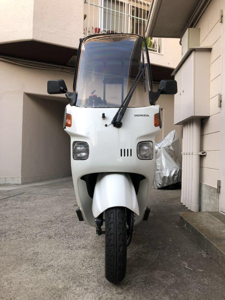 ジャイロキャノピー TA-03 ミニカー登録車 1円スタート_画像2