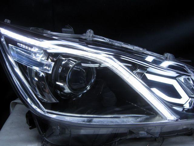 GRS210 クラウン アスリートG AWS210 シーケンシャルウインカー ヘッドライト 210_画像4