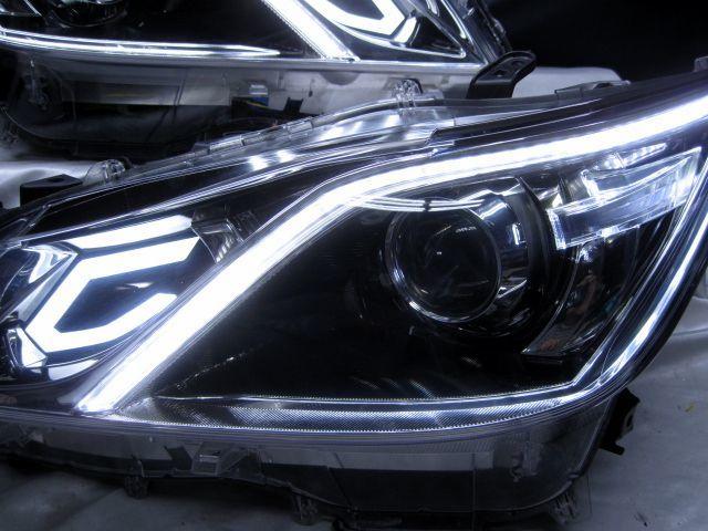 GRS210 クラウン アスリートG AWS210 シーケンシャルウインカー ヘッドライト 210_画像5