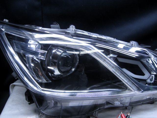 GRS210 クラウン アスリートG AWS210 シーケンシャルウインカー ヘッドライト 210_画像6