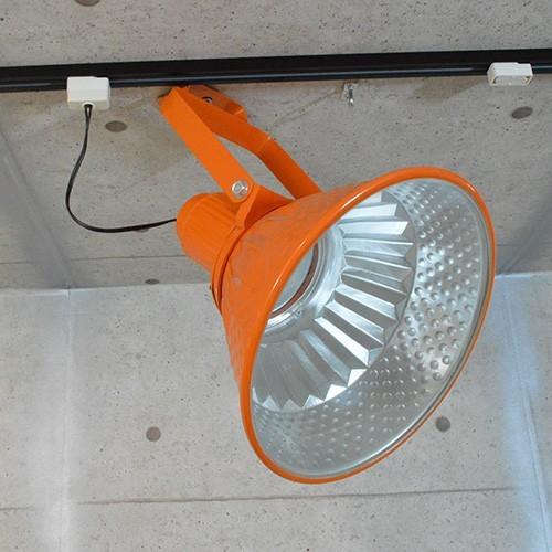 オレンジ カラー 大型 スポットライト LED 省エネ カフェ 店舗 業務用 シーリング ライブハウス ステージ 舞台 撮影 照明 DENRAI ST003_画像2