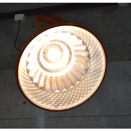 オレンジ カラー 大型 スポットライト LED 省エネ カフェ 店舗 業務用 シーリング ライブハウス ステージ 舞台 撮影 照明 DENRAI ST003_画像6