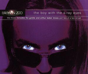 【輸入盤】Boy With the X-Ray Eyes/バビロン・ズー_画像1