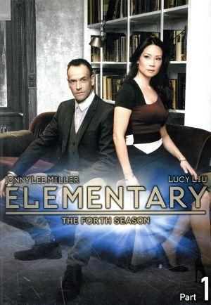 エレメンタリー ホームズ&ワトソン in NY シーズン4 DVD-BOX Part1_画像1