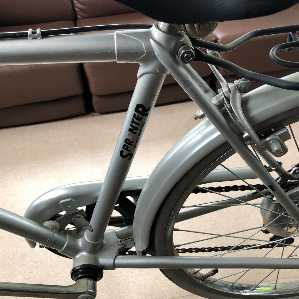 ブリヂストン AdvancedGuardNo3-自転車,希少品_画像3