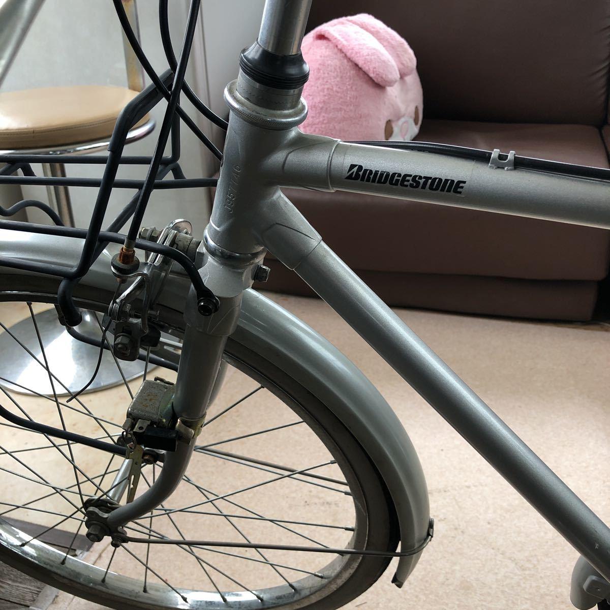 ブリヂストン AdvancedGuardNo3-自転車,希少品_画像2