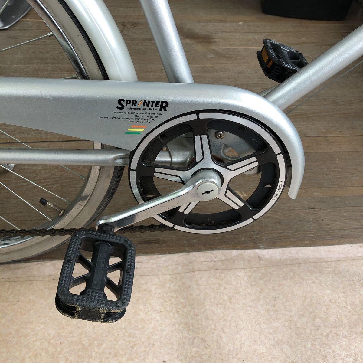 ブリヂストン AdvancedGuardNo3-自転車,希少品_画像6