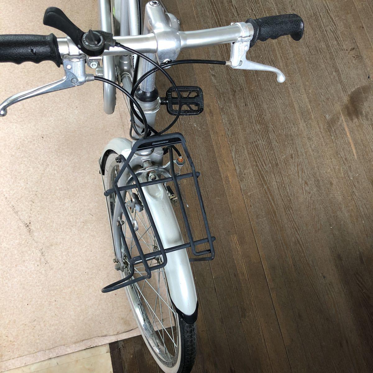 ブリヂストン AdvancedGuardNo3-自転車,希少品_画像9