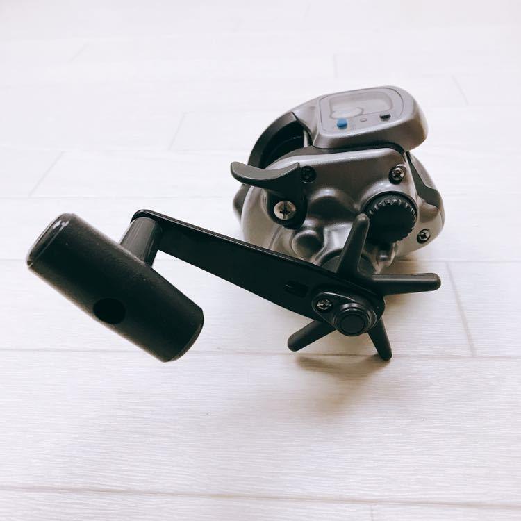 中古 1円スタート DAIWA ダイワ タナセンサーS 400DX デジタルカウンター付き両軸リール_画像5