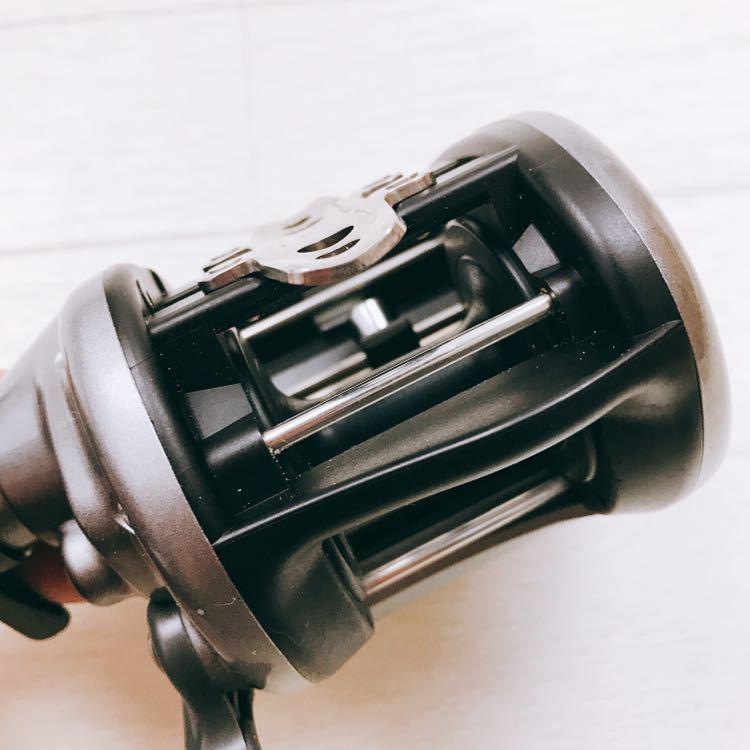 中古 1円スタート DAIWA ダイワ タナセンサーS 400DX デジタルカウンター付き両軸リール_画像7
