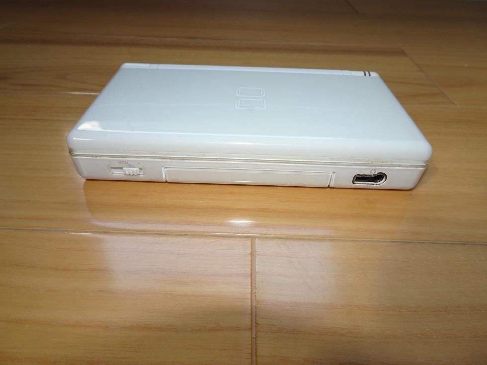 ★ニンテンドーDS Lite ホワイト 全国一律510円_画像5