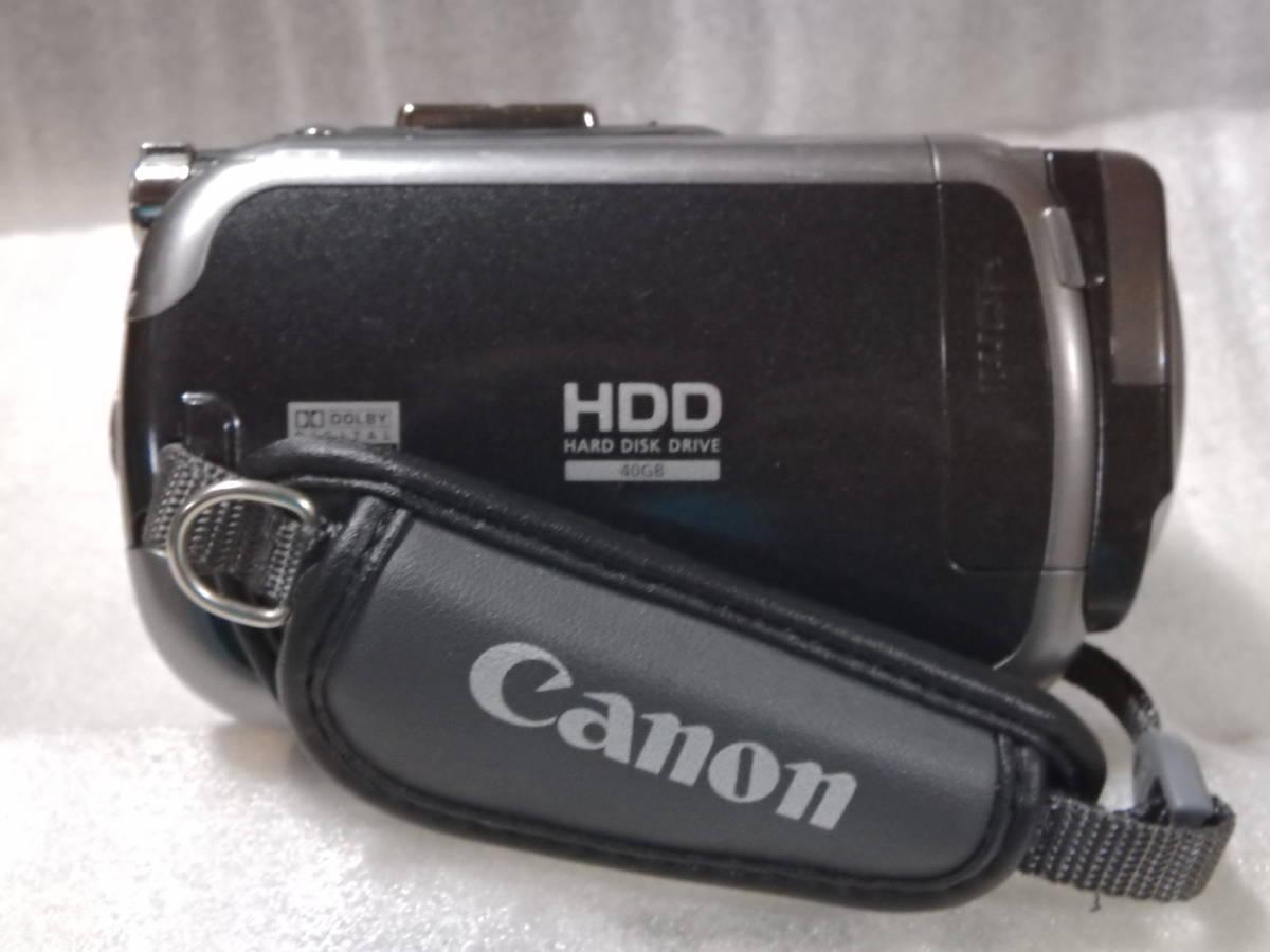 キヤノンデジタルビデオカメラ ivls HG10 中古_画像2