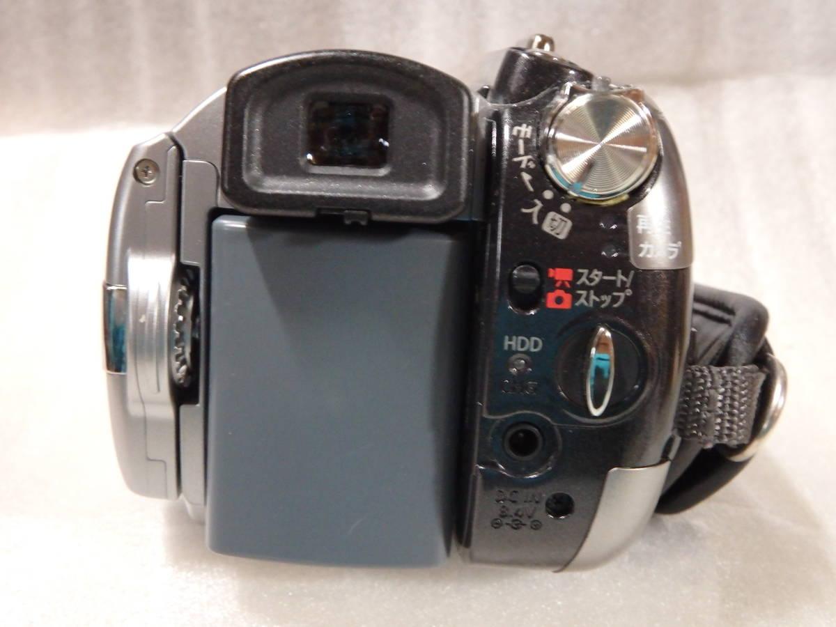キヤノンデジタルビデオカメラ ivls HG10 中古_画像4