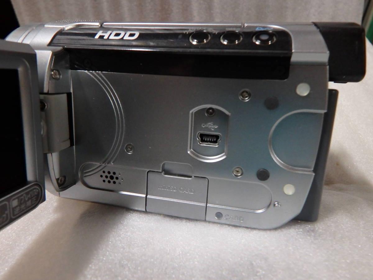 キヤノンデジタルビデオカメラ ivls HG10 中古_画像7