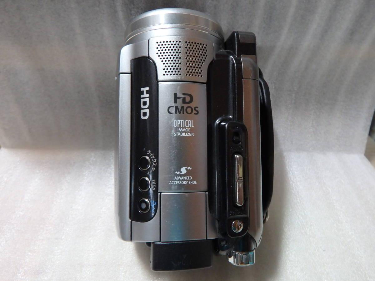 キヤノンデジタルビデオカメラ ivls HG10 中古_画像10
