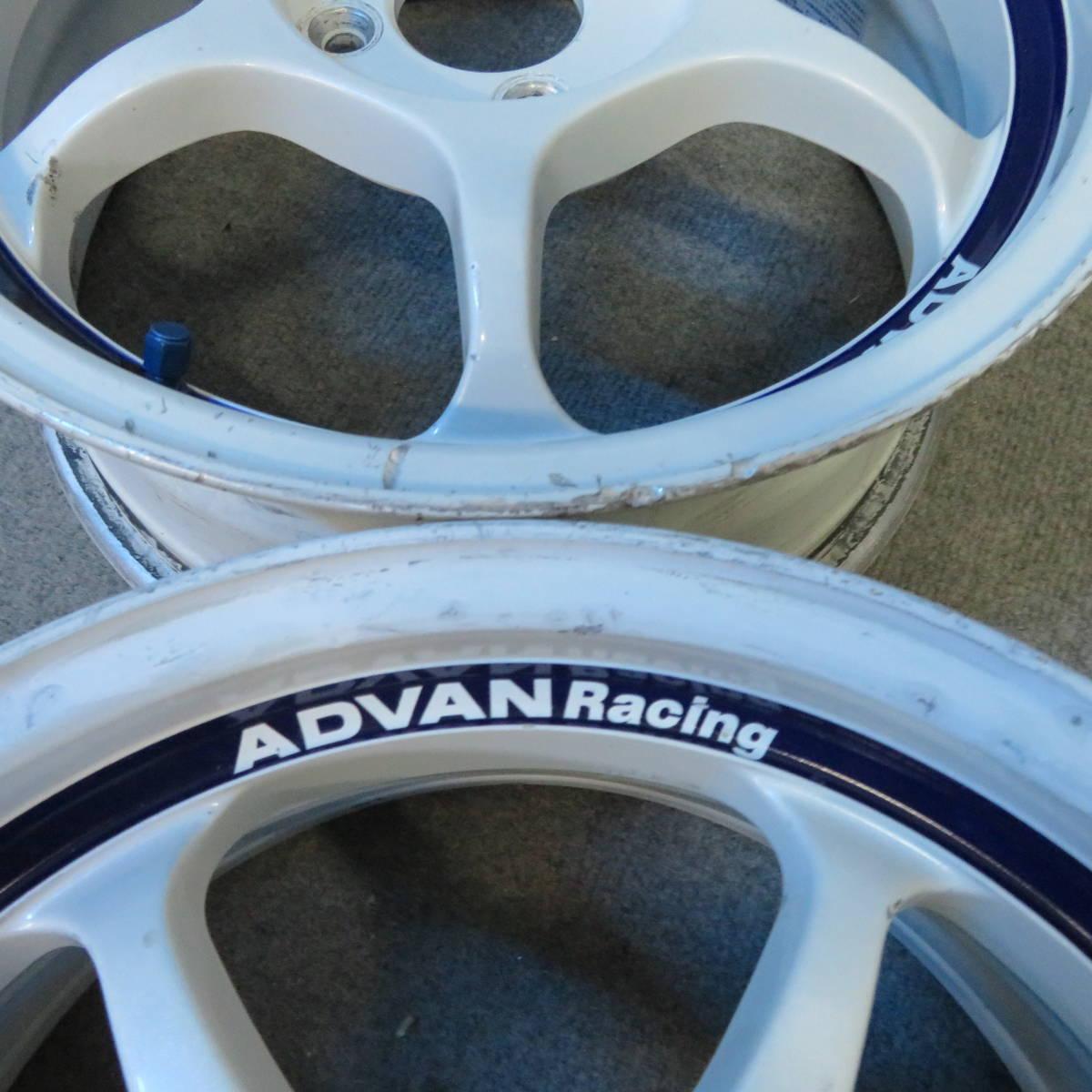 ADVAN RACING 15インチ 6.5J+42  4H-100  4本 _画像7