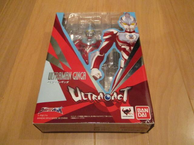 ULTRA-ACT ウルトラマンギンガ【未開封】ウルトラアクト