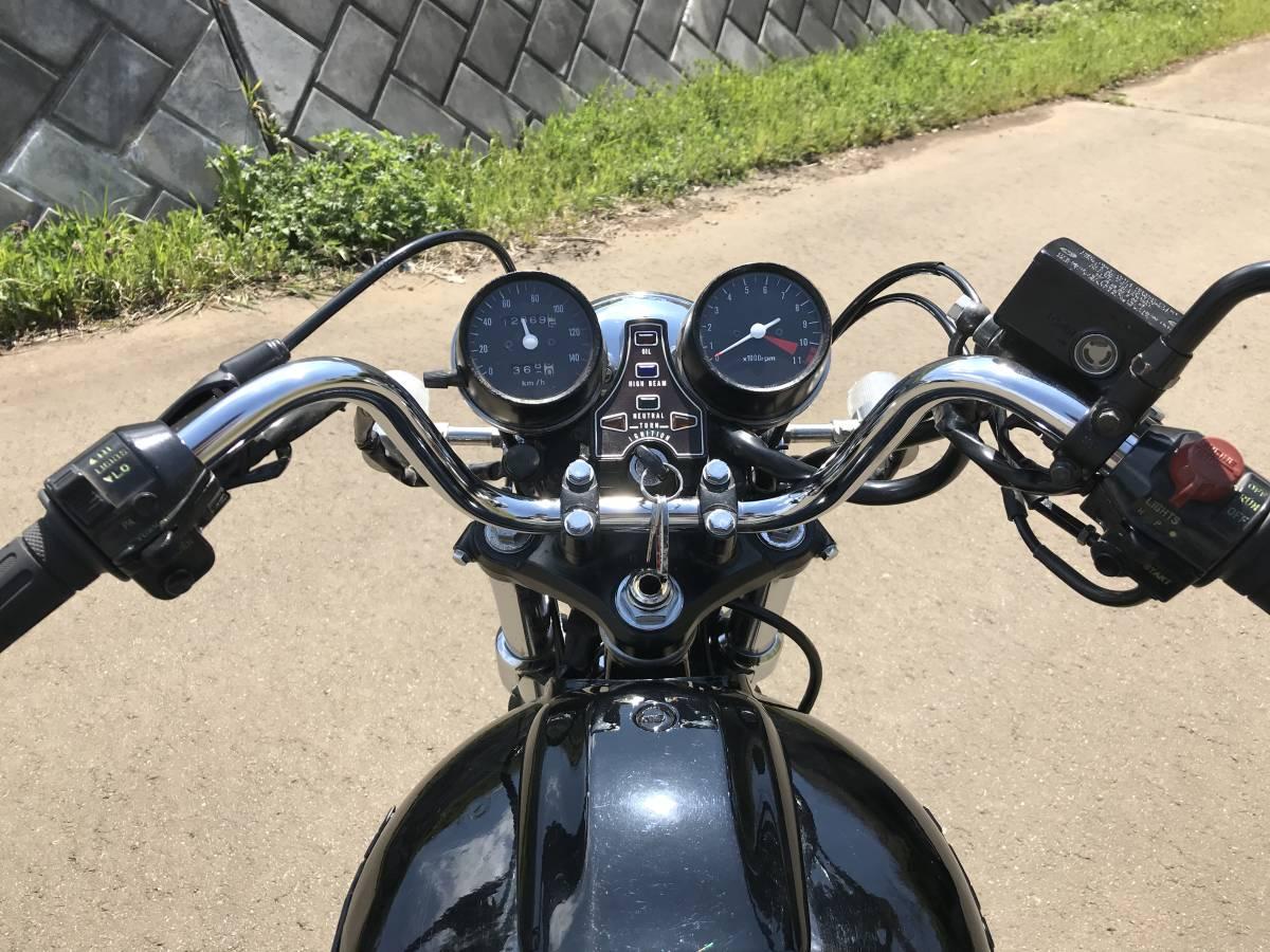 国内物 ホーク2 CB250T 400エンジン Fダブルディスク CB400T CB 400 250 ホーク バブ CBX GS KH RZ SS 旧車 Z GT ゼファー FX_画像5