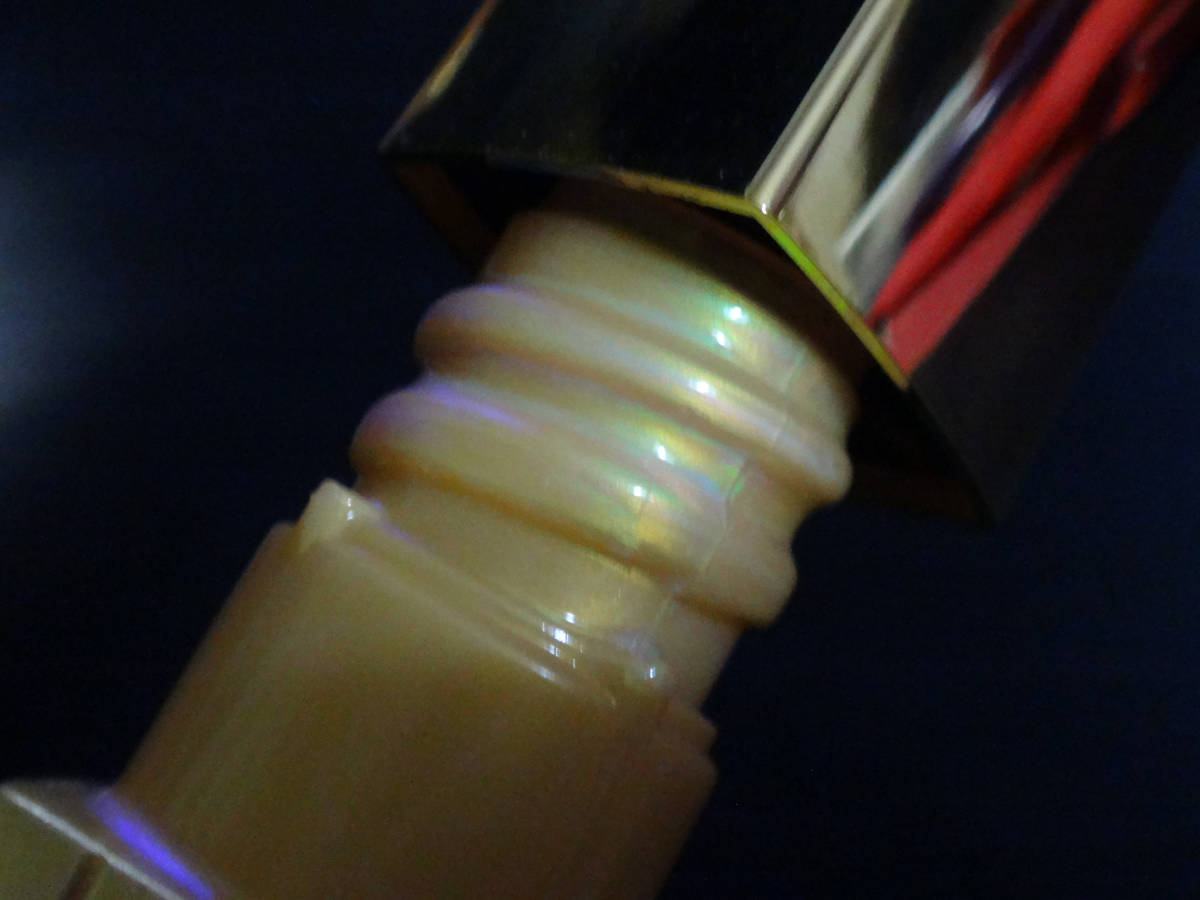 ESTEE LAUDER エスティローダー ピュアカラー クリスタルグロス リキッド プリズム 313 カレイドスコープピンク 未使用品 送料込み