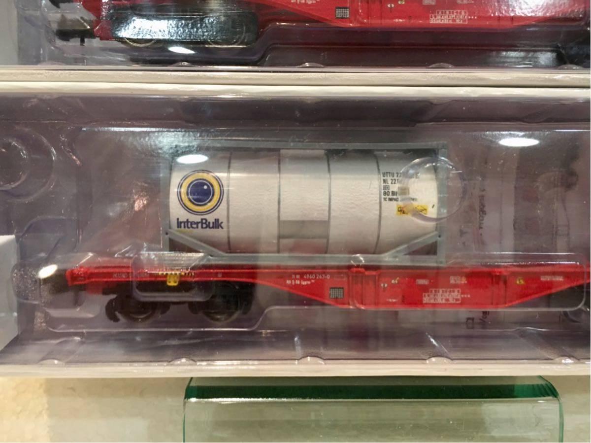 ACME 40352.40354 DB トレーラー 2輌セット ★試走のみ★_画像5