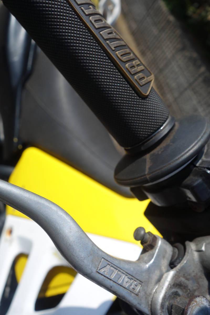 「即決 2ST / FRタイヤ新古品 / フルカスタム / プロスキル付 / 動画 / 画像大量 書付 TS125R SF15A ( KDX125 TS125 CR CRM DF XR XLR」の画像3