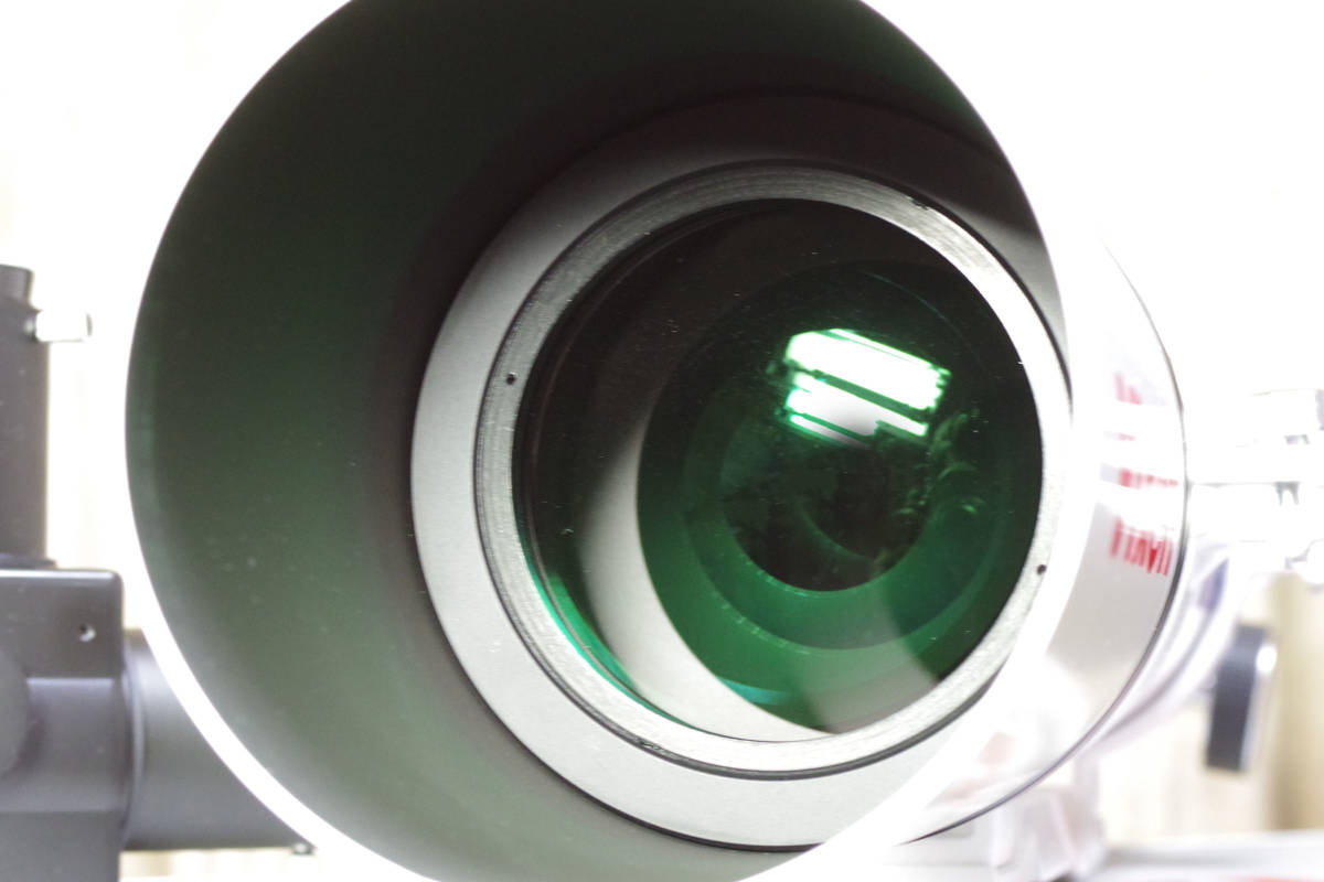 Vixen ビクセン ED80Sf EDアポクロマート屈折鏡筒_画像4