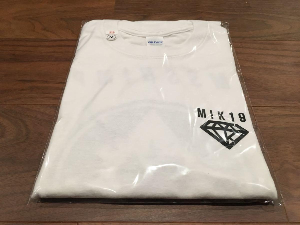 京都大作戦2019 MIK19ロングTシャツ ホワイト Mサイズ 新品未開封 グッズ ロングスリーブ 10-FEET ロンT 白_画像2