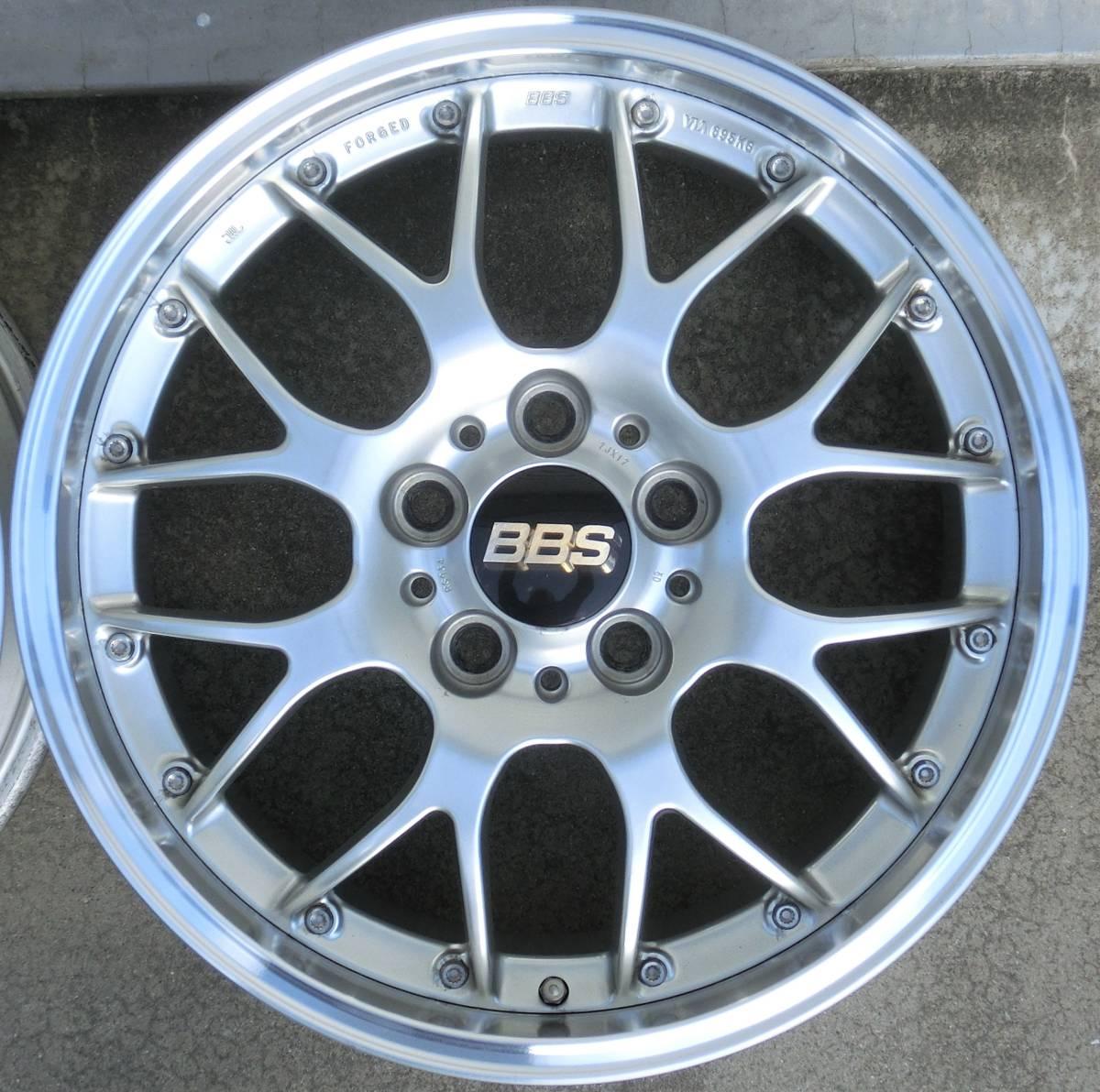 BBS RS-GT 17x7.0J+50 114.3 5H RS934 ノア ボクシー C-HR ステップワゴン オデッセイ セレナ CX-5 CX-3 CR-Z アクセラRG-R RFレイズCE28N_画像5