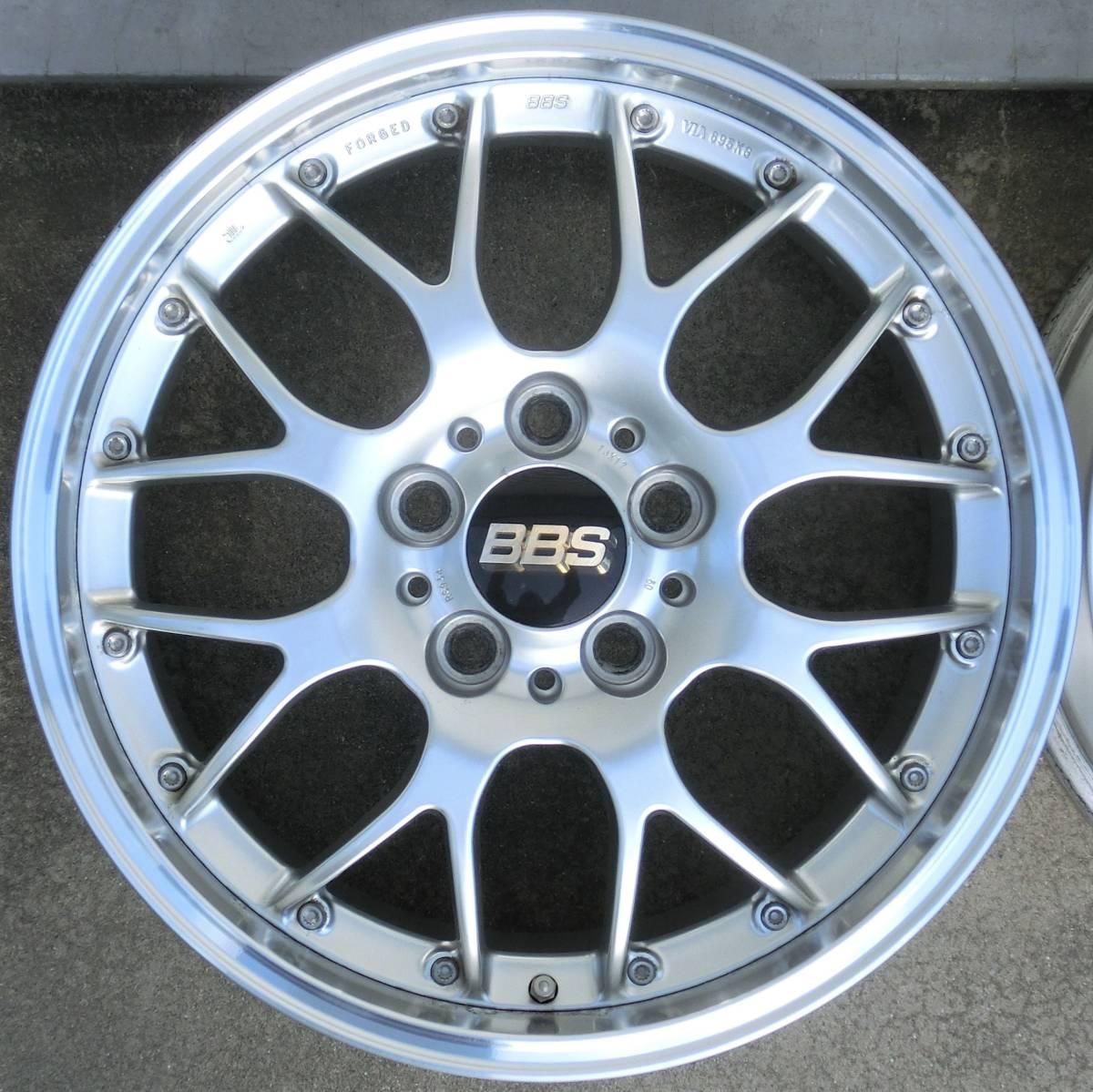 BBS RS-GT 17x7.0J+50 114.3 5H RS934 ノア ボクシー C-HR ステップワゴン オデッセイ セレナ CX-5 CX-3 CR-Z アクセラRG-R RFレイズCE28N_画像4