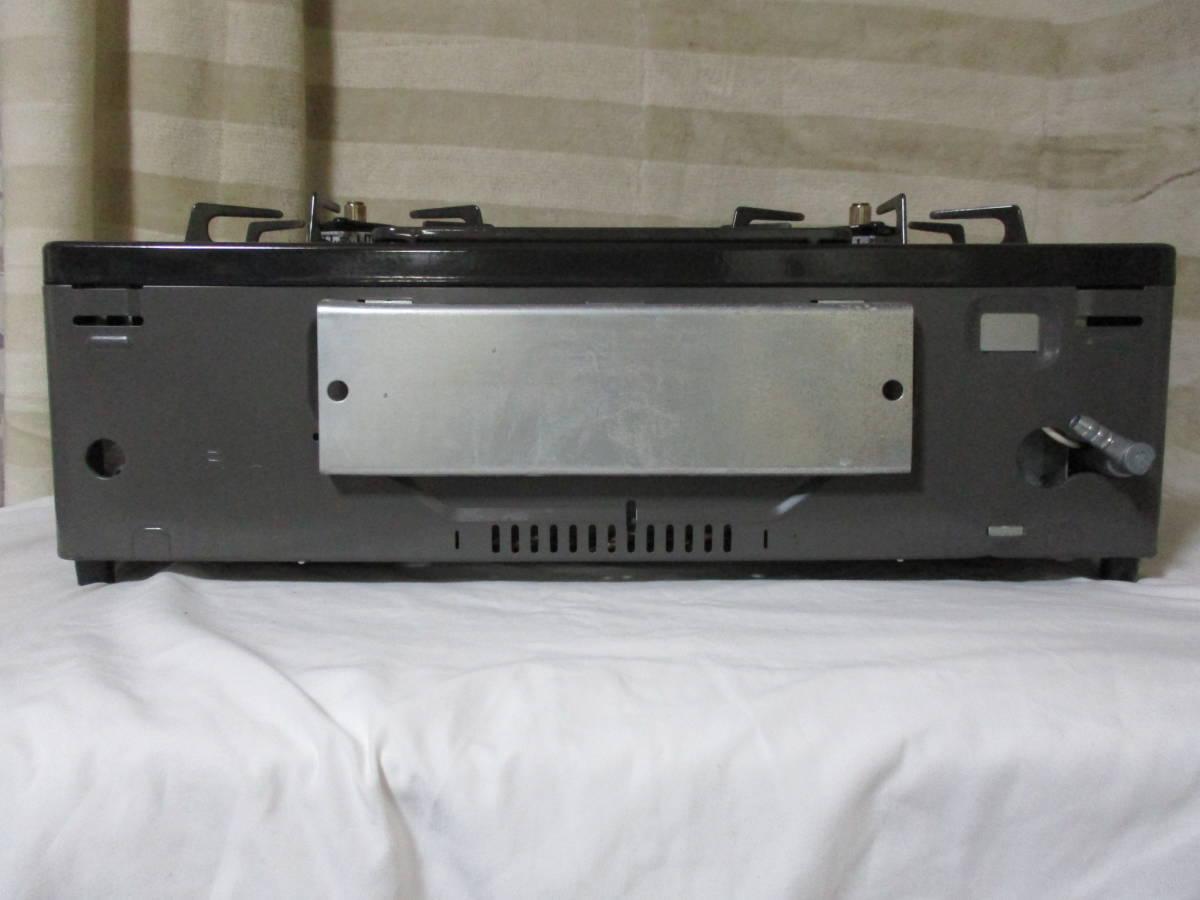 ●リンナイ LPガス ガステーブル RT63JHS-R 強火力右 ガスコンロ_画像8