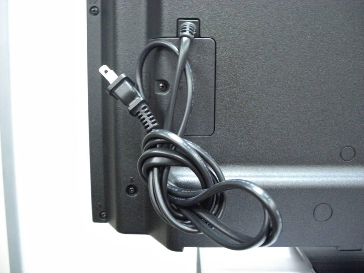 【まあまあ美品】SHARP/シャープ 40V型 液晶テレビ AQUOS LC-40H20 アクオス 2015年製_画像7