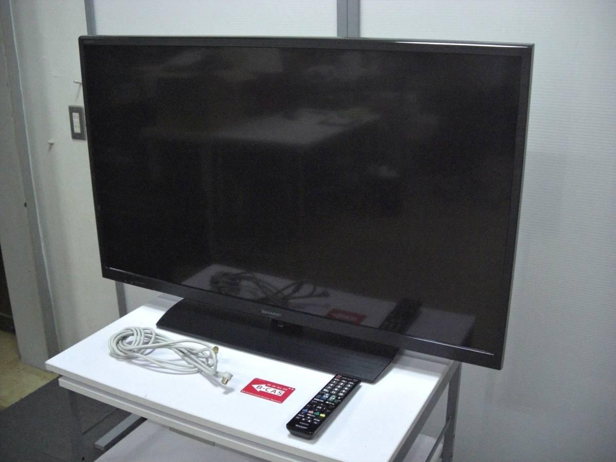 【まあまあ美品】SHARP/シャープ 40V型 液晶テレビ AQUOS LC-40H20 アクオス 2015年製
