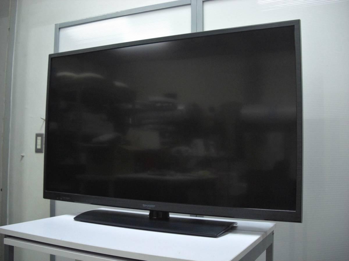 【まあまあ美品】SHARP/シャープ 40V型 液晶テレビ AQUOS LC-40H20 アクオス 2015年製_画像2