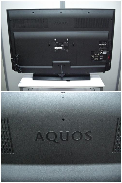 【まあまあ美品】SHARP/シャープ 40V型 液晶テレビ AQUOS LC-40H20 アクオス 2015年製_画像3