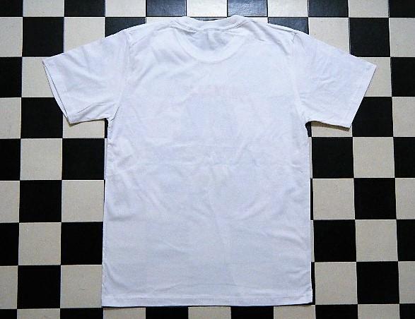 メタリカ 新品 半袖Tシャツ サイズ M 白 Z2981 身幅約50cm _画像2