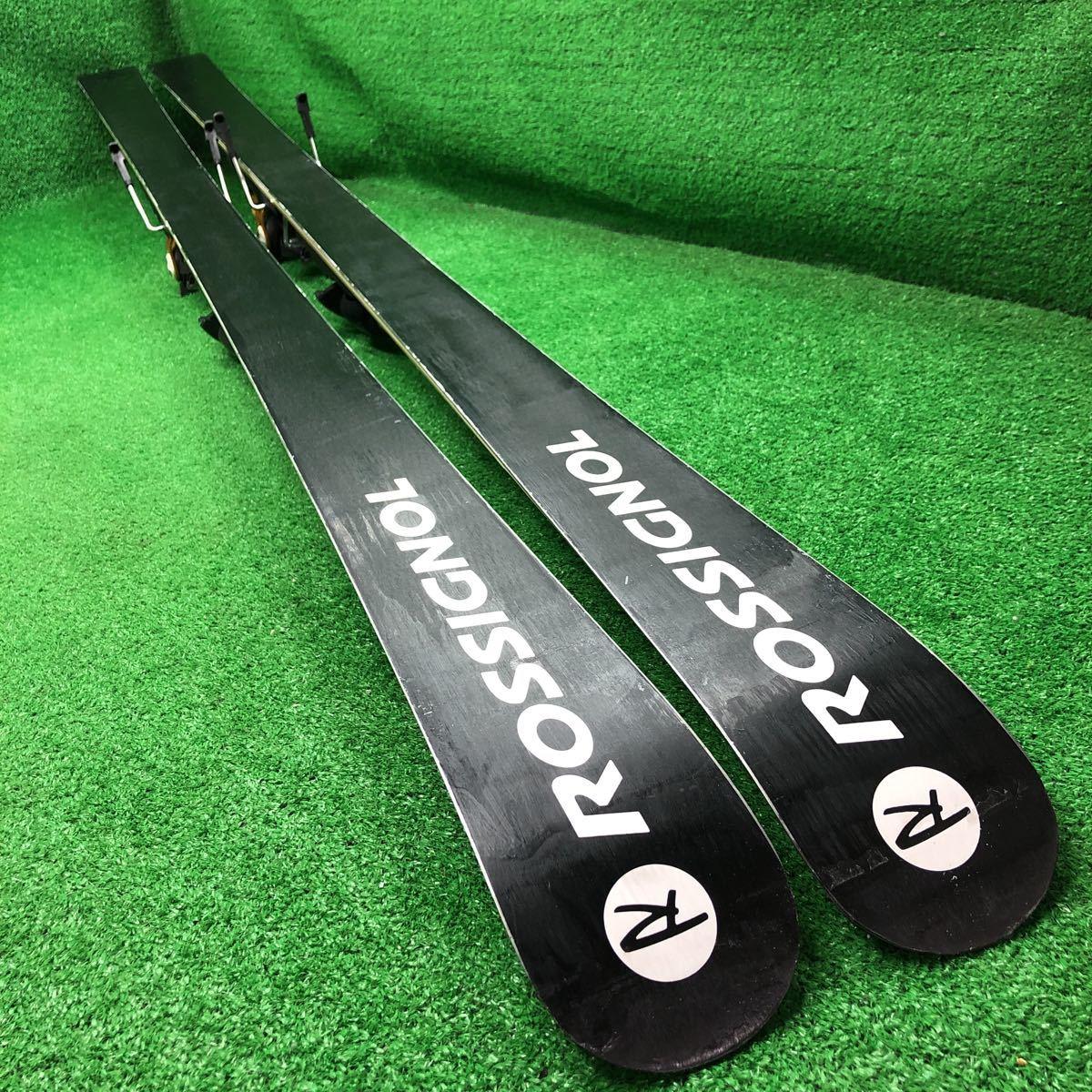 SKI-416 ロシニョール(Rossignal) Radical X 175cm 全国送料一律で1円スタート売り切り!春休みに是非!_画像9