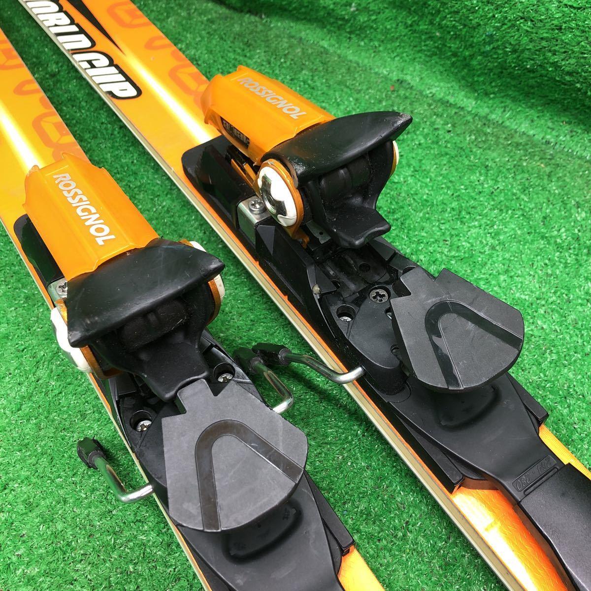 SKI-416 ロシニョール(Rossignal) Radical X 175cm 全国送料一律で1円スタート売り切り!春休みに是非!_画像4